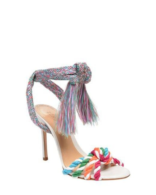 Schutz Women's X Adriana Lima Luces Sandal OUxRas7y