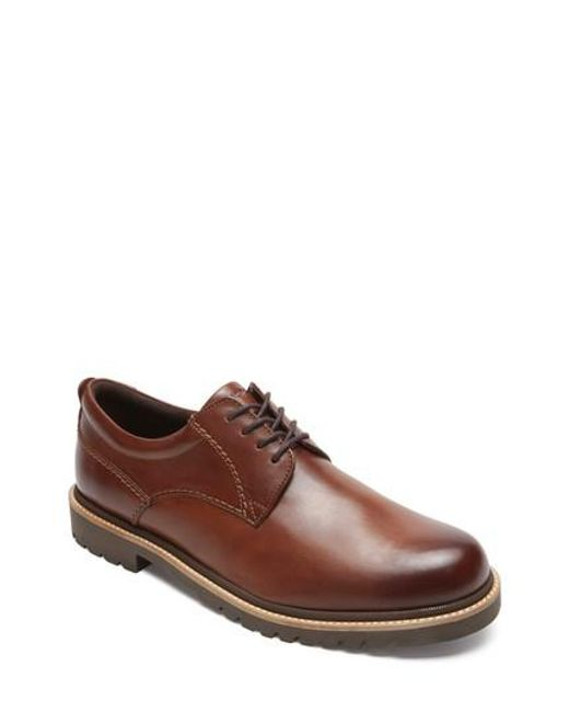 Rockport Men's Marshall Buck Shoe V6zsWK