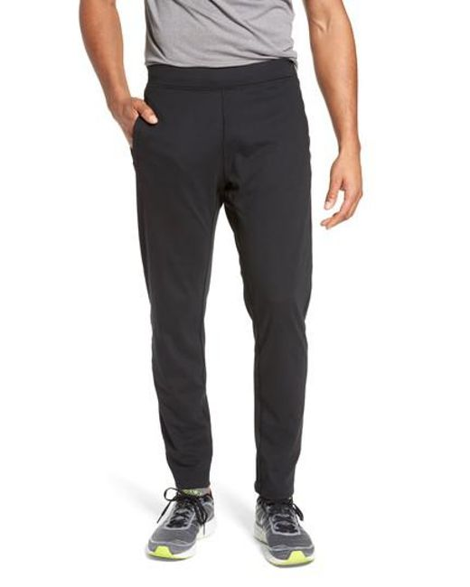 Peter Millar - Black Helsinki Jogger Pants for Men - Lyst