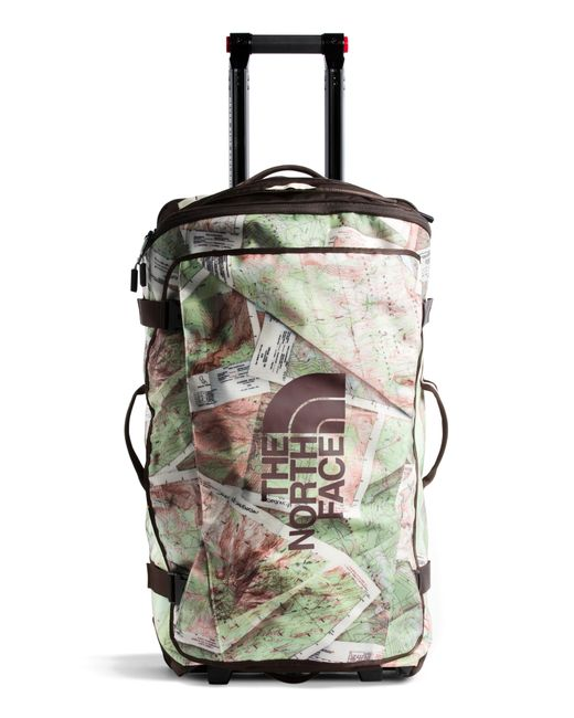 The North Face - Multicolor 'rolling Thunder' Rolling Suitcase - for Men - Lyst