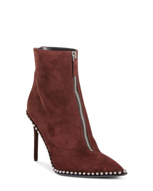 Alexander Wang - Multicolor Eri Studded Bootie - Lyst