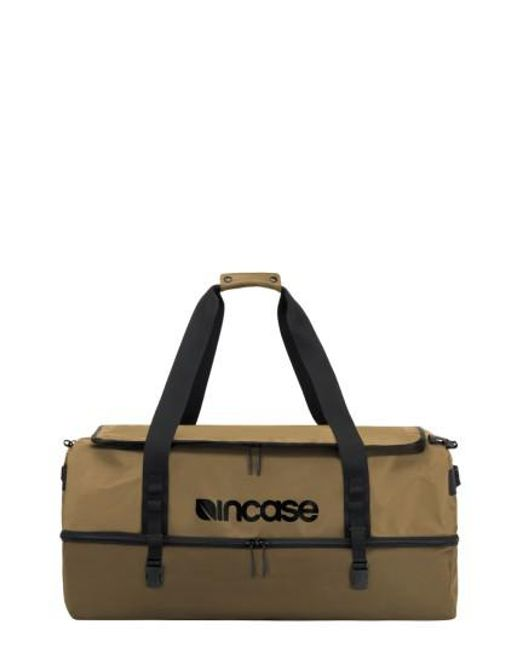 Incase | Black Tracto Small Split Convertible Duffel Bag - Metallic for Men | Lyst