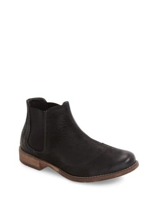 Josef Seibel | Black 'sienna 05' Chelsea Boot (women) for Men | Lyst