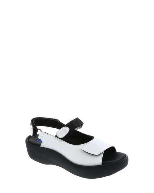 Wolky - Black Jewel Sport Sandal - Lyst