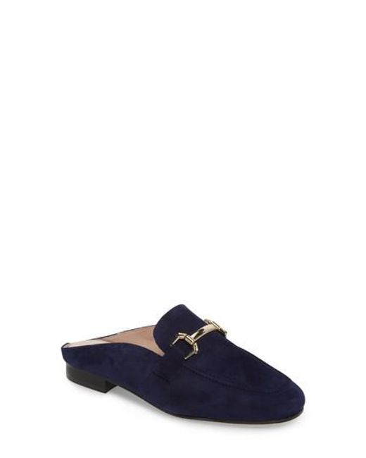 Patricia Green - Blue Sorrento Too Mule - Lyst