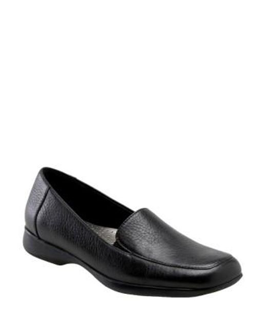 Trotters | Black 'jenn' Loafer | Lyst