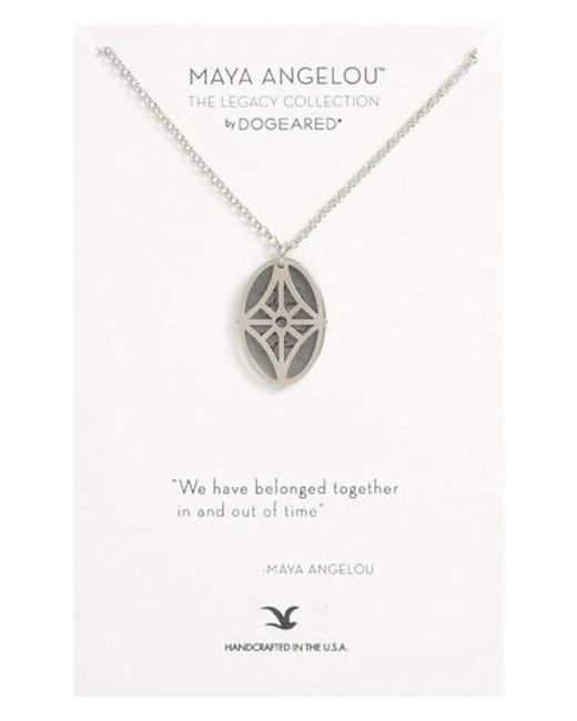 Dogeared | Metallic Legacy - We Have Belonged Together Tiered Pendant Necklace | Lyst