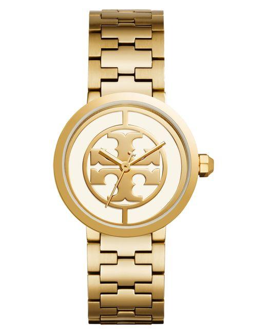 Tory Burch - Metallic Tbw4028 The Reva Rose Gold 36mm Women's Watch - Lyst