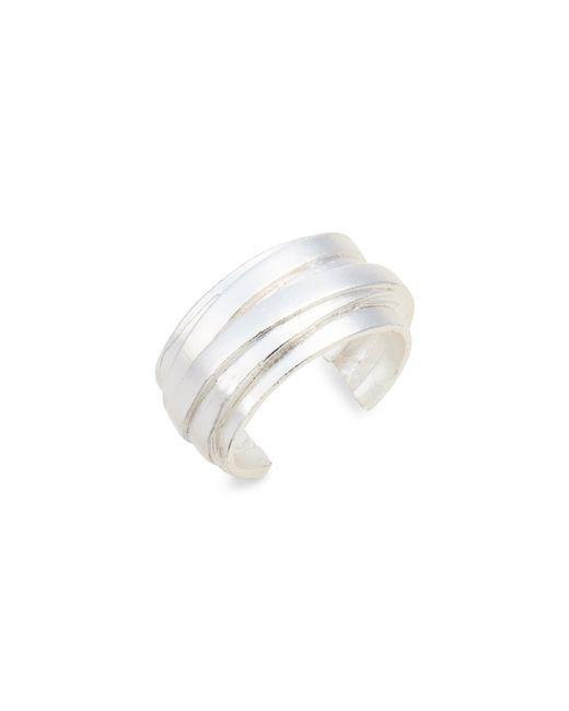 Karine Sultan - Metallic Angelique Adjustable Ring - Lyst
