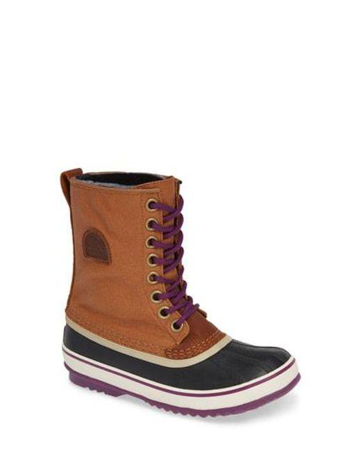 8e97e09ba3af Lyst - Sorel  1964 Premium  Waterproof Boot in Brown