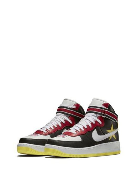 Nike | Red Air Force 1 High Rt Sneaker for Men | Lyst