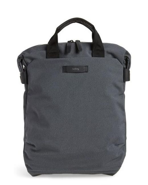Bellroy | Gray Duo Convertible Backpack | Lyst