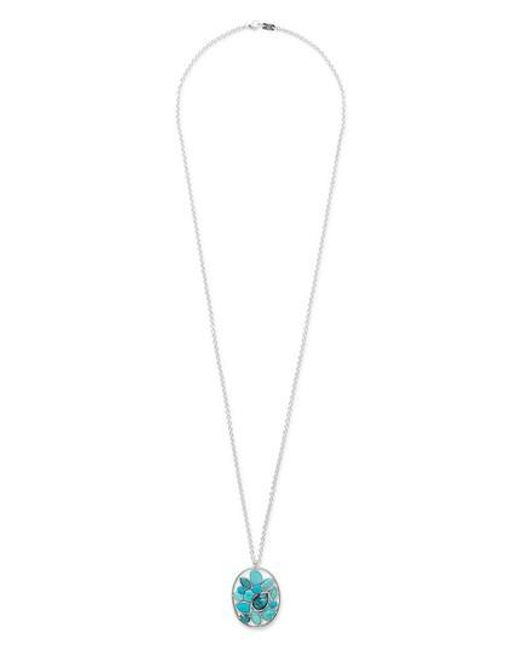 Ippolita - Metallic Rock Candy Cluster Pendant Necklace - Lyst