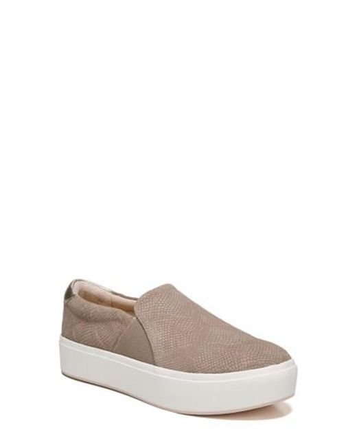 Dr. Scholls | Brown Abbot Slip-on Sneaker | Lyst