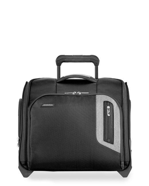 Briggs & Riley - Black Brx Explore Wheeled Cabin Bag for Men - Lyst