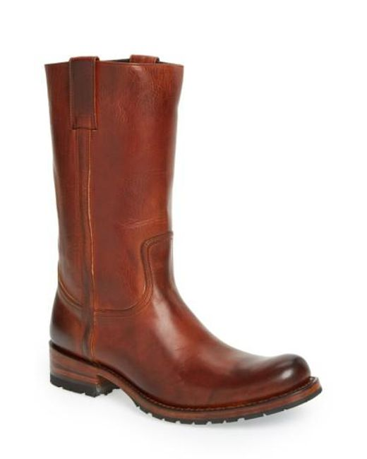 Sendra | Brown 'martin' Boot for Men | Lyst