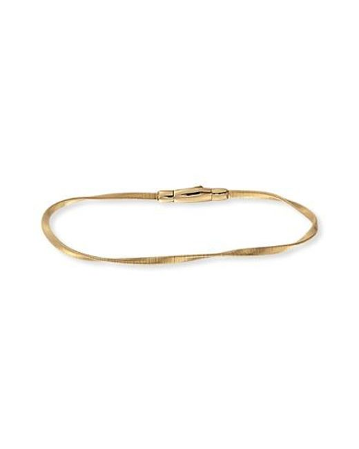 Marco Bicego | Metallic 'marrakech' Single Strand Bracelet | Lyst
