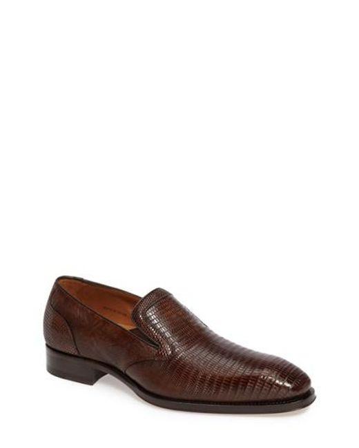 Mezlan Men's Eliseo Woven Venetian Loafer MuByF1P