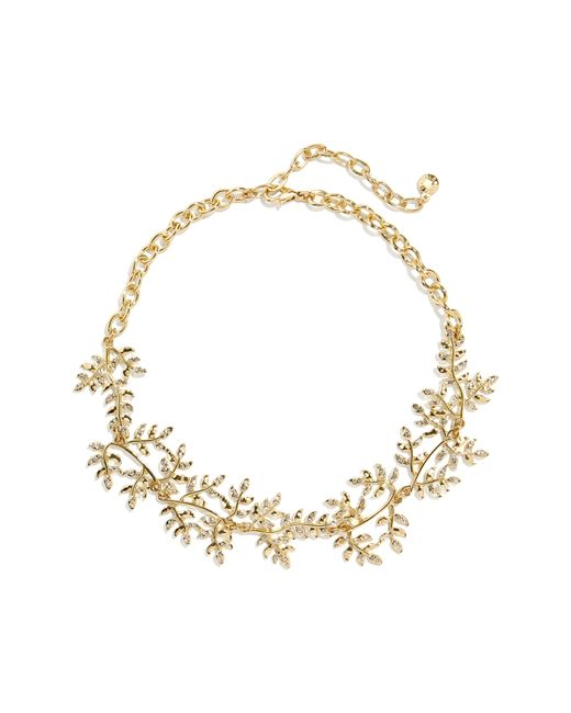 BaubleBar - Metallic Lilith Collar Necklace - Lyst
