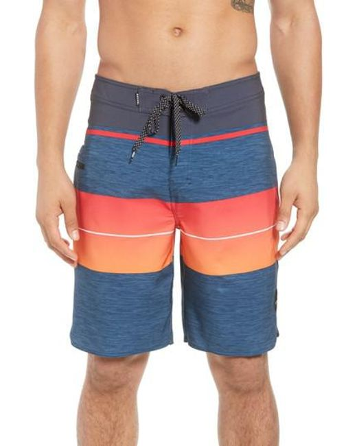 Rip Curl - Black Mirage Eclipse Board Shorts for Men - Lyst