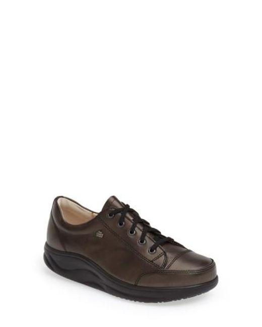 Finn Comfort | Brown Finnamic By Ikebukuro Walking Shoes | Lyst