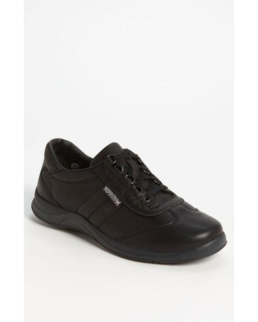 Mephisto   Black 'hike' Walking Shoe for Men   Lyst