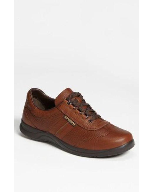 Mephisto | Brown 'hike' Walking Shoe for Men | Lyst