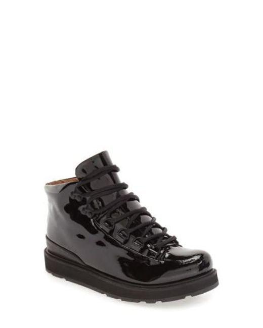 Blackstone | Black 'mw76' Water Resistant Boot | Lyst