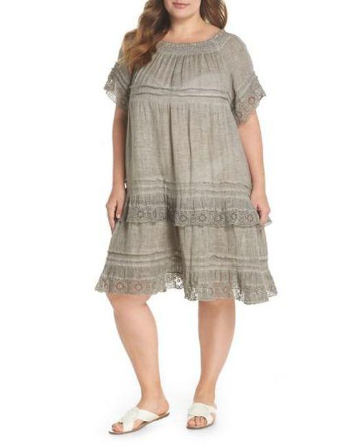 Muche Et Muchette - Multicolor Esmerelda Cover-up Dress - Lyst