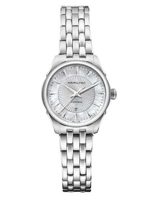 Hamilton - Metallic Jazzmaster Automatic Bracelet Watch - Lyst