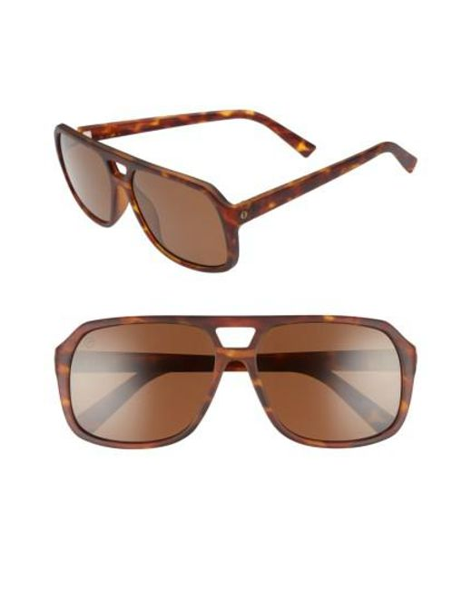 Electric | Brown Dude 59mm Polarized Sunglasses for Men | Lyst