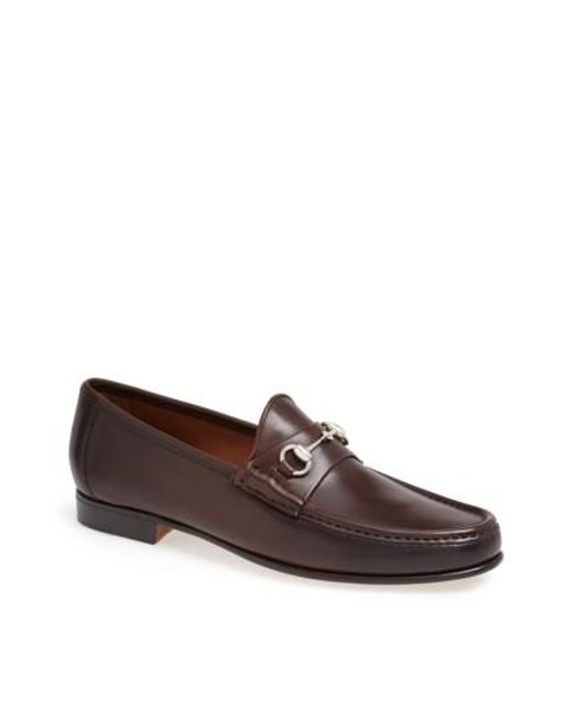 Allen Edmonds | Brown Verona Ii Bit Loafer for Men | Lyst