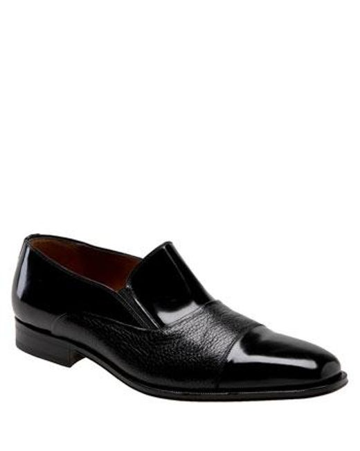 Mezlan | Black 'knowles Ii' Slip-on for Men | Lyst