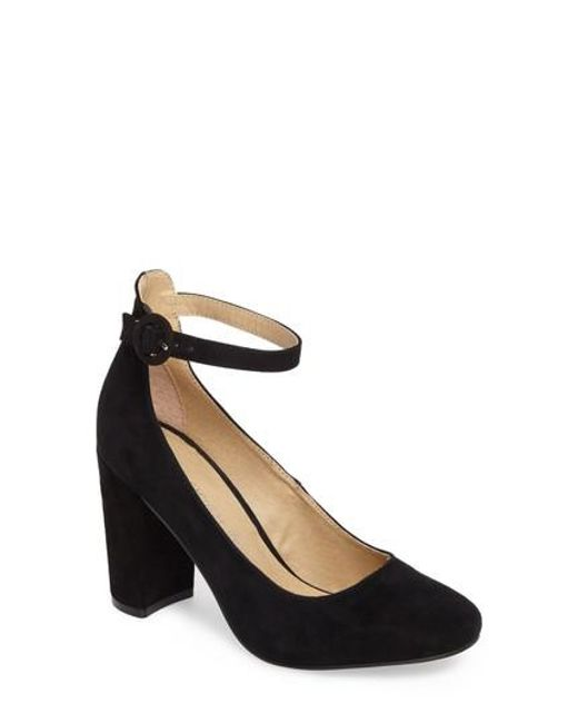 Chinese Laundry - Black Veronika Pump - Lyst