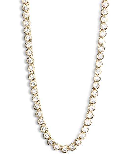 Melinda Maria - Metallic Baroness Necklace - Lyst