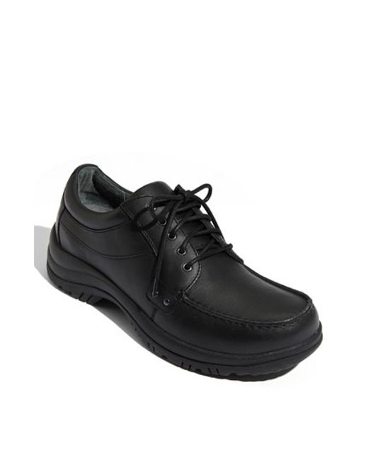 Dansko | Black 'wyatt' Oxford for Men | Lyst