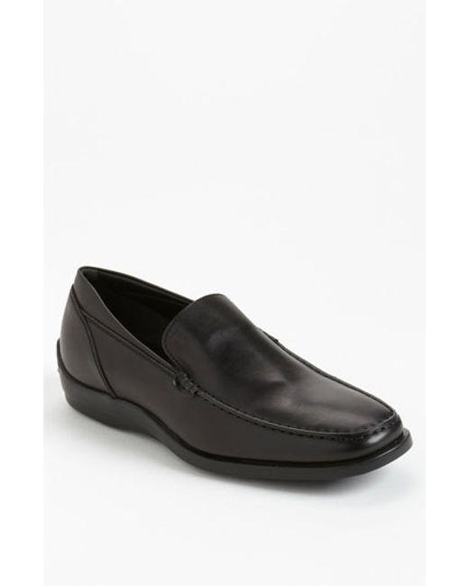 Tod's   Black 'quinn' Venetian Loafer for Men   Lyst