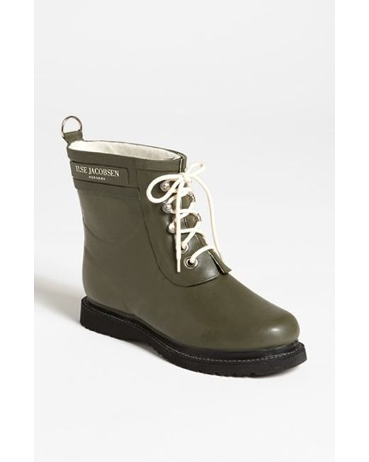 Ilse Jacobsen | Green Hornb K 'rub' Boot | Lyst