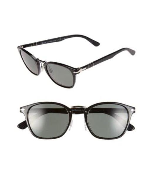 Persol - Multicolor 51mm Polarized Retro Sunglasses - for Men - Lyst