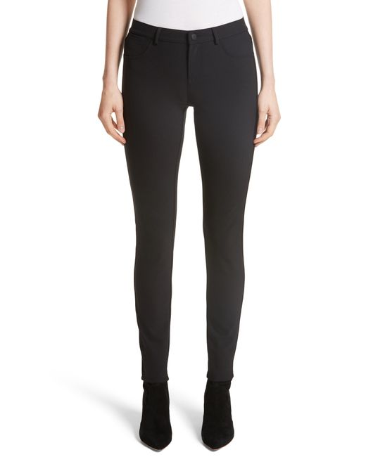 Lafayette 148 New York - Black Mercer Acclaimed Stretch Skinny Pants - Lyst