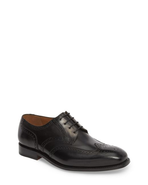 Robert Talbott - Black Cavallo Wingtip for Men - Lyst