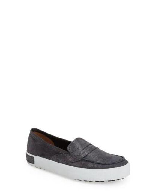 Blackstone | Black 'jl23' Slip-on Sneaker | Lyst