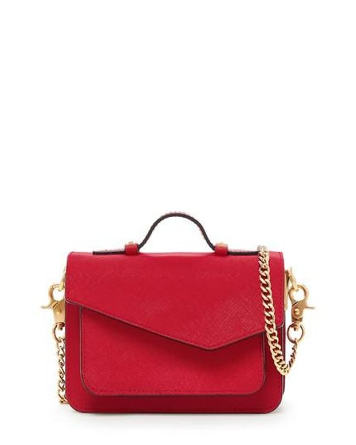 Botkier | Red Mini Cobble Hill Calfskin Leather Crossbody Bag | Lyst