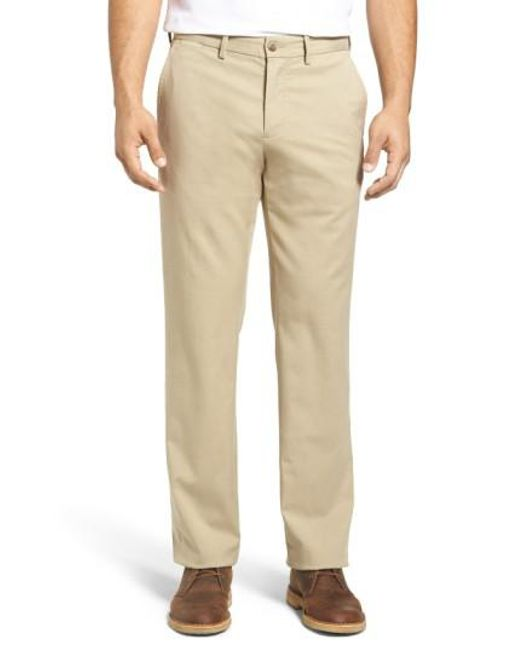Tommy Bahama   Natural Offshore Flat Front Pants for Men   Lyst