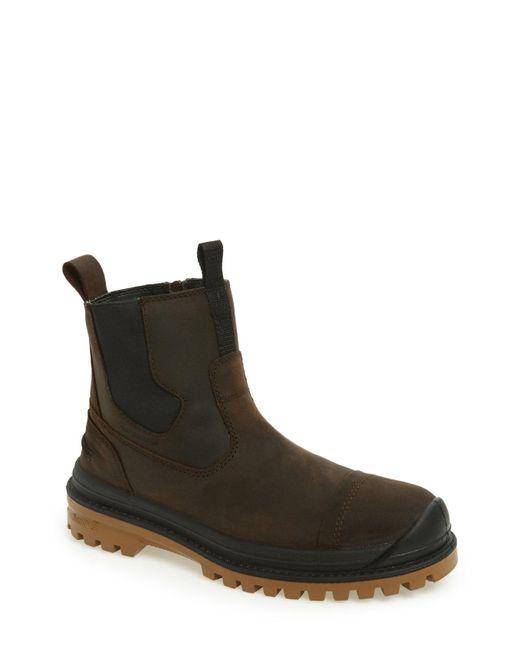 Kamik - Brown Griffon Snow Waterproof Boot for Men - Lyst