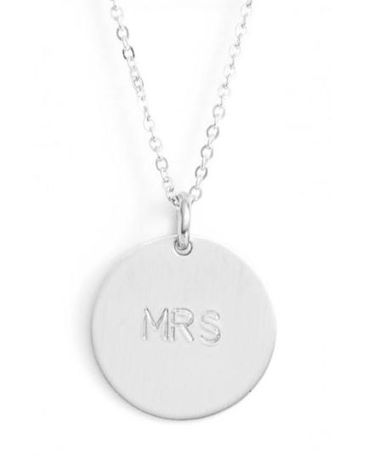 Nashelle | Metallic Newlywed Pendant Necklace | Lyst
