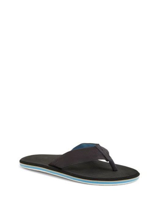 Hari Mari - Black 'dunes' Flip Flop for Men - Lyst