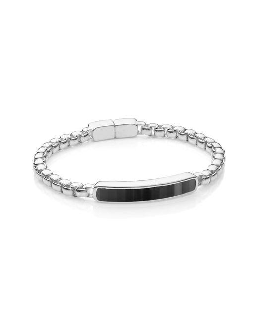 Monica Vinader - Metallic Baja Semiprecious Stone Bracelet for Men - Lyst