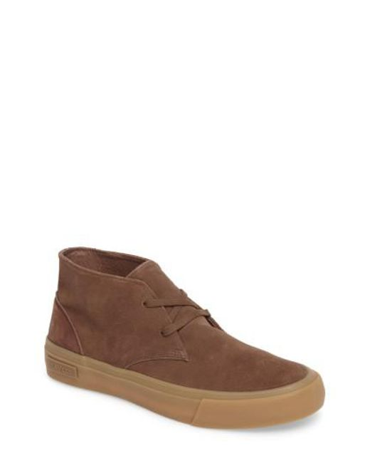 Seavees | Brown Maslon Chukka Boot for Men | Lyst