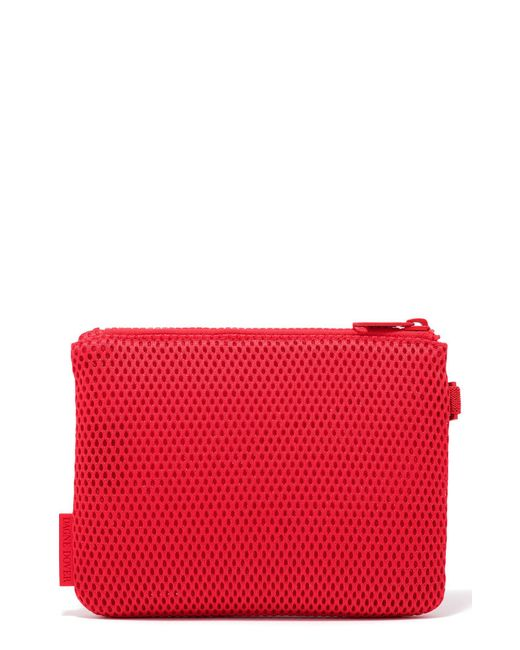 Dagne Dover - Red Small Parker Mesh Pouch - Lyst